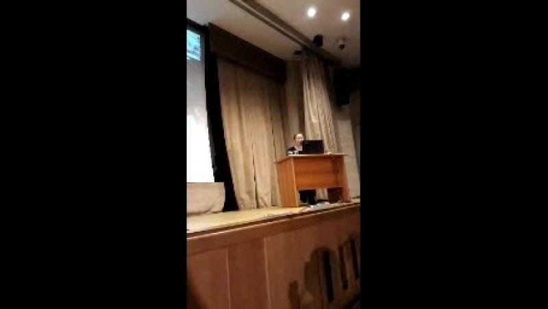 Парфюмерные дома 2ой мировой и 40х г. Лекция Элины Арсеньевой