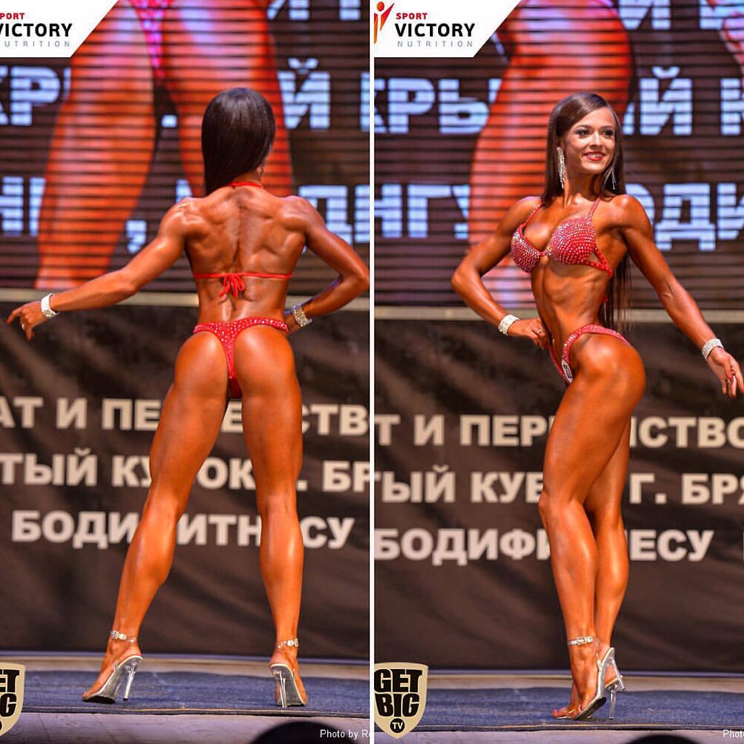 Брянская спортсменка выиграла чемпионат пофитнес-бикини