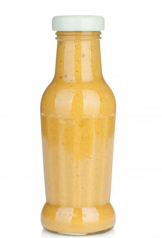 Тиозинамин можно приготовить с использованием горчичного соуса и воды
