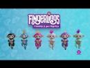 Интерактивная обезьянка - Fingerlings Monkey