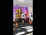 Соревнования УрФО 2018 г. 2 место в в/к 90 кг
