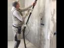 Шлифовка стен Подготовка под шпаклевку