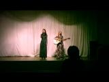 Вокальный дуэт КОМПЛИМЕНТ исполняет песню А. Розенбаум 'АУ'