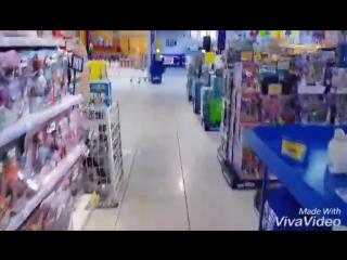 Бубль-гум посленовогодний
