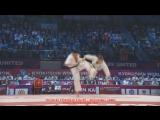 Запрещённая и Разрешённая техника Карате Кёкусинкай Чемпионата Мира KWU 2017 в Екатеринбурге Евгений Мамро - Марсель Мансуров