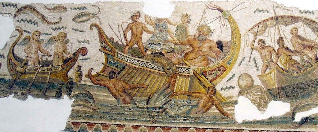 Пират по древнегречески
