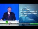 Rusia presenta almundo armas secretas desconocidas los gobiernos empiezan a revelar armas no convenc