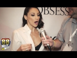Interview with Celeste Star at the 2016 Adult Entertainment Expo