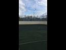 Теннис 🎾 удар слева