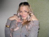 Вероника Лёвина, 20 апреля 1988, Нижнекамск, id82799778