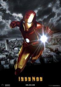 """Речь пойдёт о  """"Железном человеке """" выпуска 2008 года по мотивам комиксов..."""