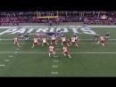 Тайрик Хилл - лучшие моменты матча - 6 неделя - НФЛ-2108 - Американский Футбол