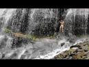 водопад Девичьи Косы , гора Эльбрус , высота 2800 м