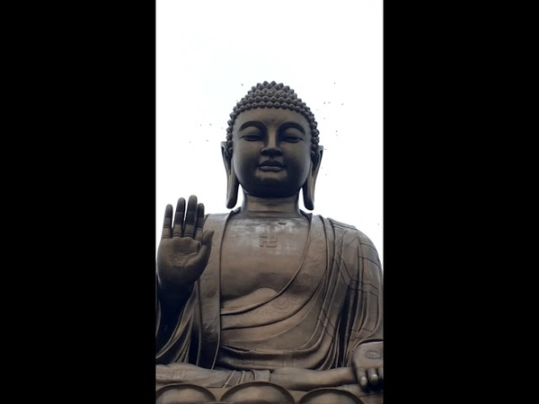 亚州最大坐佛,六顶山释迦摩尼寺 拍摄于2018年8月18日
