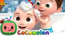 Bath Song | Cocomelon (ABCkidTV) Nursery Rhymes Kids Songs
