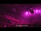 На концерте Роджера Уотерса 29.08.18