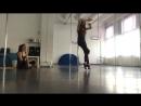 Занятие Exotic Dance 17.08.18