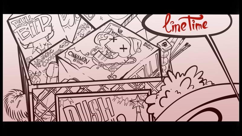 Grim Beetle Comics - Christmas Cards Line