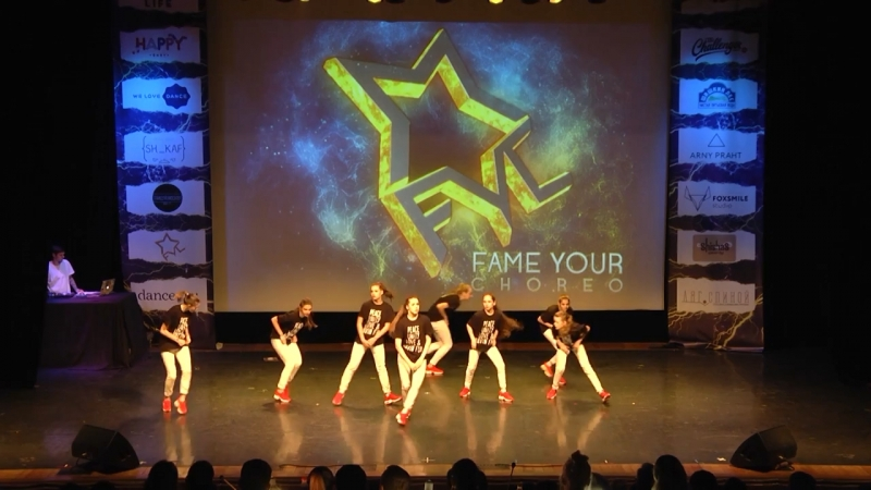 JUMP AROUND | Fame your choreo 2018