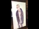 BTS Exhibition Mirror Room Personal Video - RM -