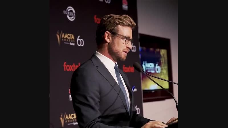 AACTA interview with Simon Baker surround his film Breath