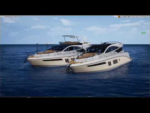 Unreal Engine - Boats, Buoyancy, and Water Physics