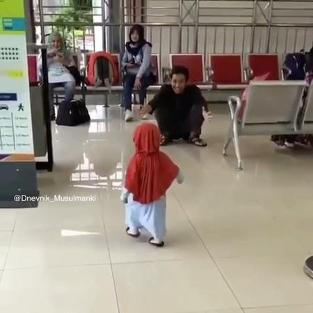 """❦ Дневник мусульманки ❦ on Instagram """"☺️😁 Я прошу прощения, знаю, что как только я загружаю что-то связанное с детьми, про сглаз говорят... но нав..."""