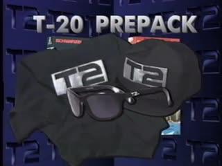 Terminator 2 / vhs promo