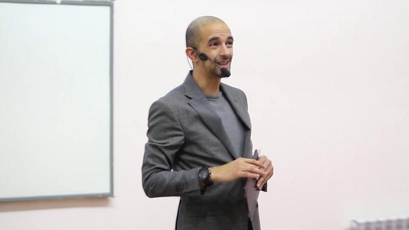 Chemistry of public speaking. | Alexander Pedroso-Sayfutdinov | TEDxKazanStateMedicalUniversity