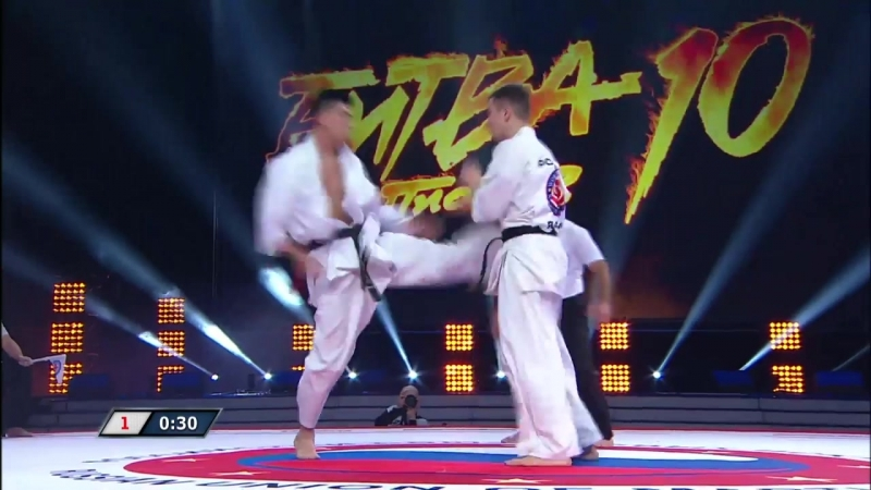 Тента Онодера (Япония) - Евгений Мамро (Россия)
