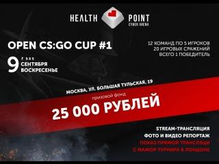 Health Point Open CS:GO LAN #1