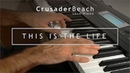 CrusaderBeach - This Is The Life Beautiful Happy Instrumental Piano Music
