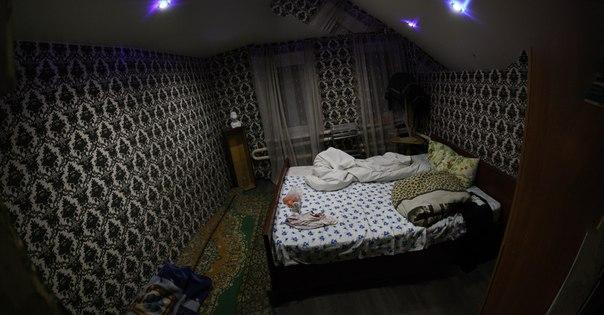 Гостевая комната. Первое декабря 2018