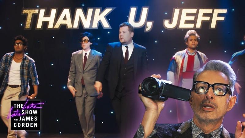 Thank u, jeff -- Ariana Grande Parody