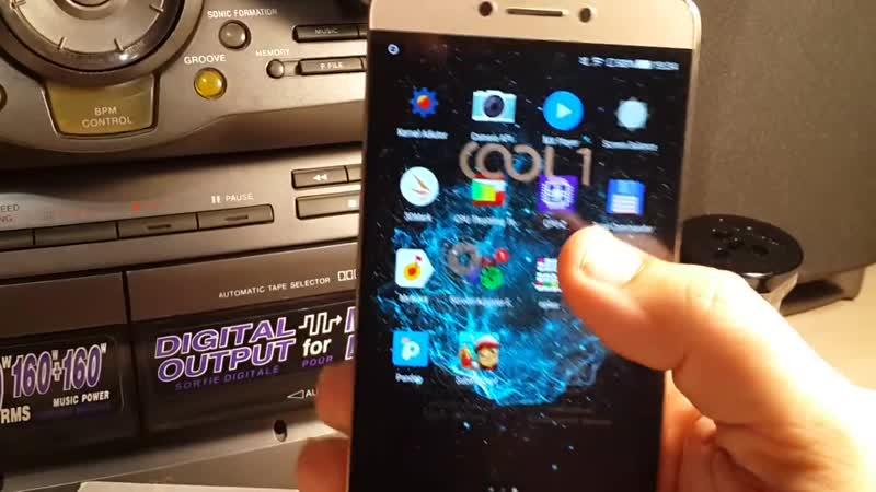 Смартфон LeEco Coolpad Cool1 с пандао (Pandao)