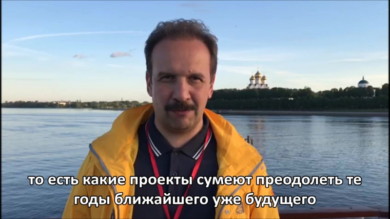 Кирилл Игнатьев о программе Острова
