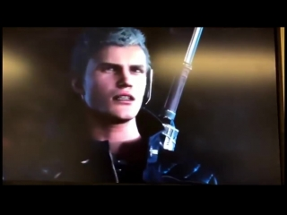 Devil May Cry 5 SPOILERS Dantes Devil Trigger, V's Face Reveal, Vergil