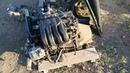 Двигатель Chrysler 2 4 dohc EDZ на Газель Соболь Волга