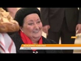 Концерт Монсеррат Кабалье 2018 Киев. Легенде 85 лет #Montserrat #Caballe #Kyiv #Ukraine #Кабалье #Київ #MontserratCaballé