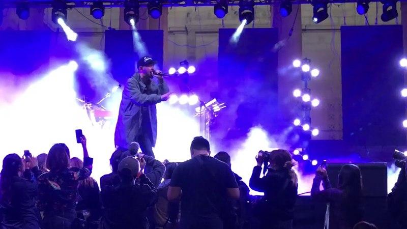 Kenji [Live] - Mike Shinoda (Linkin Park / Fort Minor) - Identity LA - Los Angeles City Hall