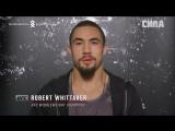 UFC 225 Robert Whittaker - I'm Ready for the War