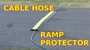 Cable Hose Ramp Protector Reliancer 3 Pack Dual Channel Rubber Ramp Traffic Speed Bump 11000lbs Capa
