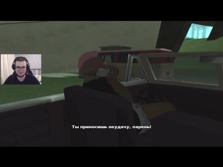 [Bulkin] СУТЕНЁРСКОЕ ТАКСИ! (ПРОХОЖДЕНИЕ GTA: SAN ANDREAS #13)