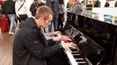 Musique piano gare