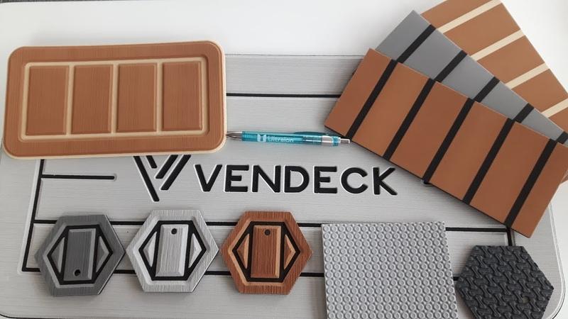 VENDECK Инновационное палубное покрытие