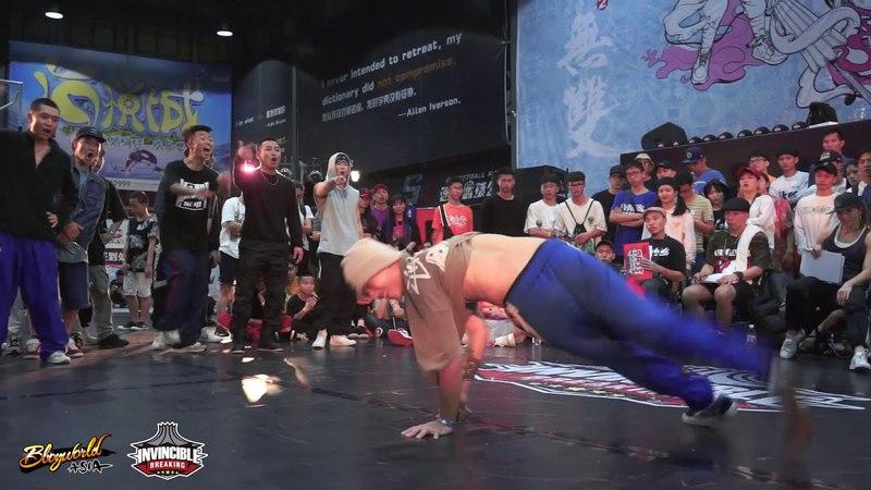 GZ Brother vs PBF Tors | Semi-Finals | Crew Battle | Invincible Breaking Jam Vol.2