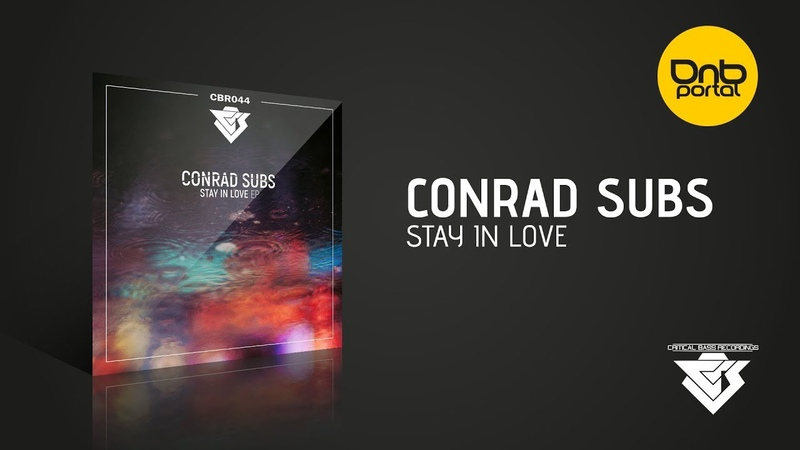 Conrad Subs - Stay In Love [Critical Bass Recordings]