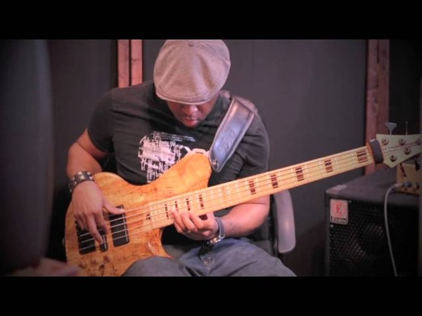 Bass solo - Imagine Noah's Journey - Jermaine Morgan