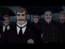Бэтмен Готэм в газовом свете, похороны