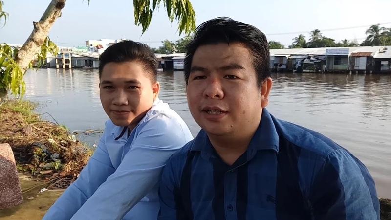 Bên Dòng Sông Cái Sông Cái Tàu U Minh Cà Mau
